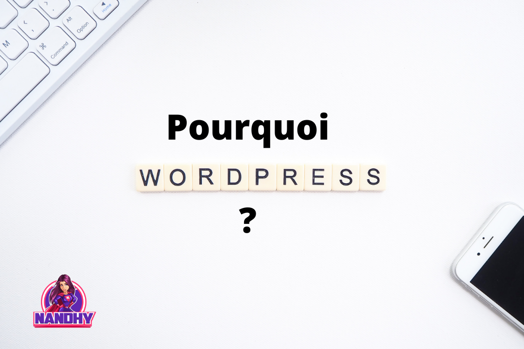 Pourquoi choisir WordPress comme CMS